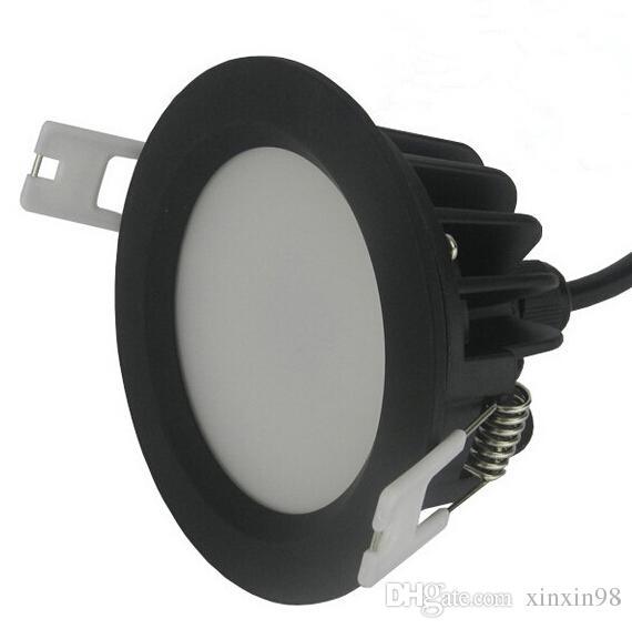 30pcs / lot Qualitäts-ultra Helligkeit 15W wasserdicht IP65 LED-Downlight mit LED-Treiber-AC110V / AC220V