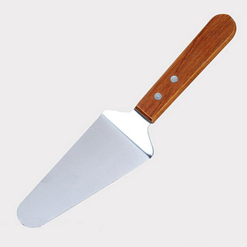 Backwerkzeuge Professionelle Küche Kochen Zubehör Pizza Slicer Backformen Edelstahl Pizza Cutter Rocker Messer Freies Verschiffen