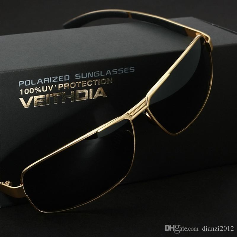 النظارات الشمسية المستقطبة للرجال موضة جديدة ذات جودة عالية للرجال مرآة القيادة الملونة الرياضة في الهواء الطلق ركوب الدراجات أحدث النظارات 2490