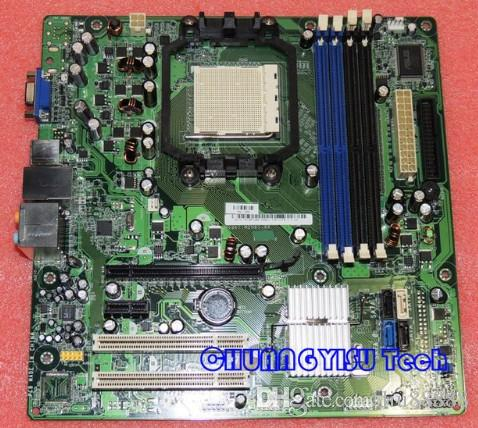 Industrial equipment board for original Ins 531 531S motherboard,M2N61-AX,RY206,0RY206,AM2,DDR2,work perfect
