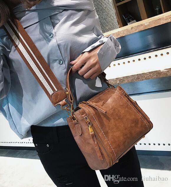 Brand Women's Cow Leather Handbag Luxury Shoulder Bag Women Handbags Female Bag Lady Bag Designer