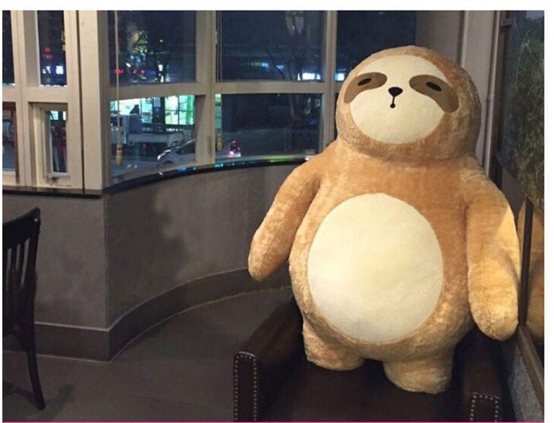 Korean Film Oh My Venus DOODOOMONG Bear Valentine/'s Gift Plush Doll Toy Cushion