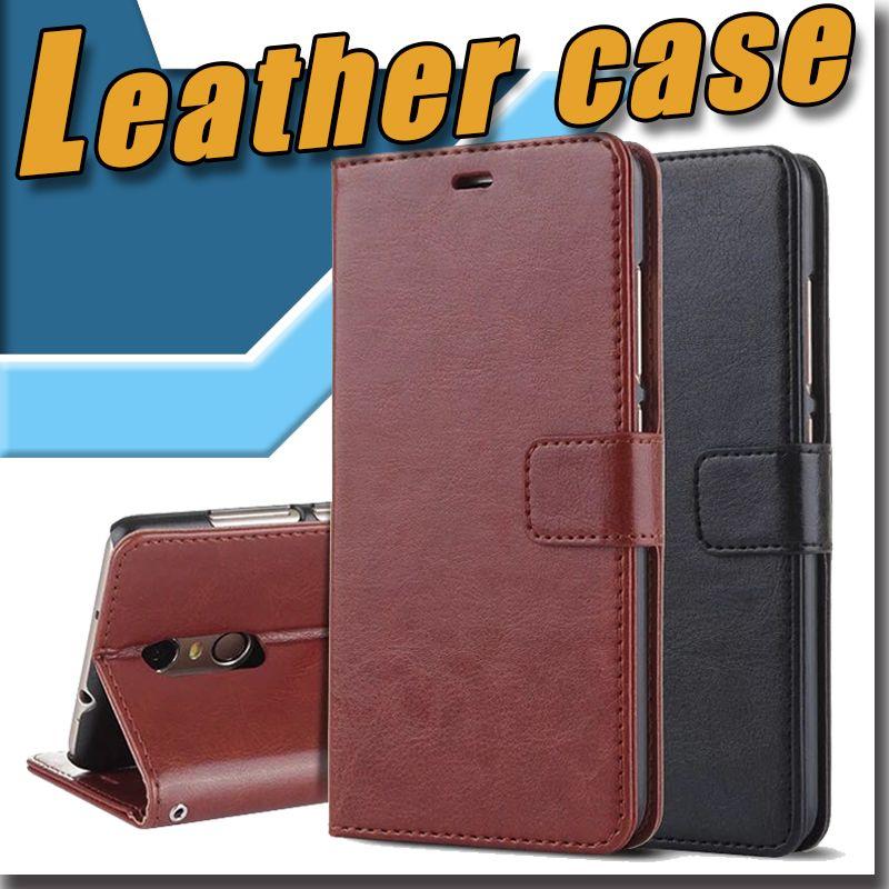 Per Samsung Galaxy s7 s7 bordo magnetico portafoglio in pelle portafoglio Flip PU custodia in pelle per telefono con slot per carte di credito per iphone 6 6s