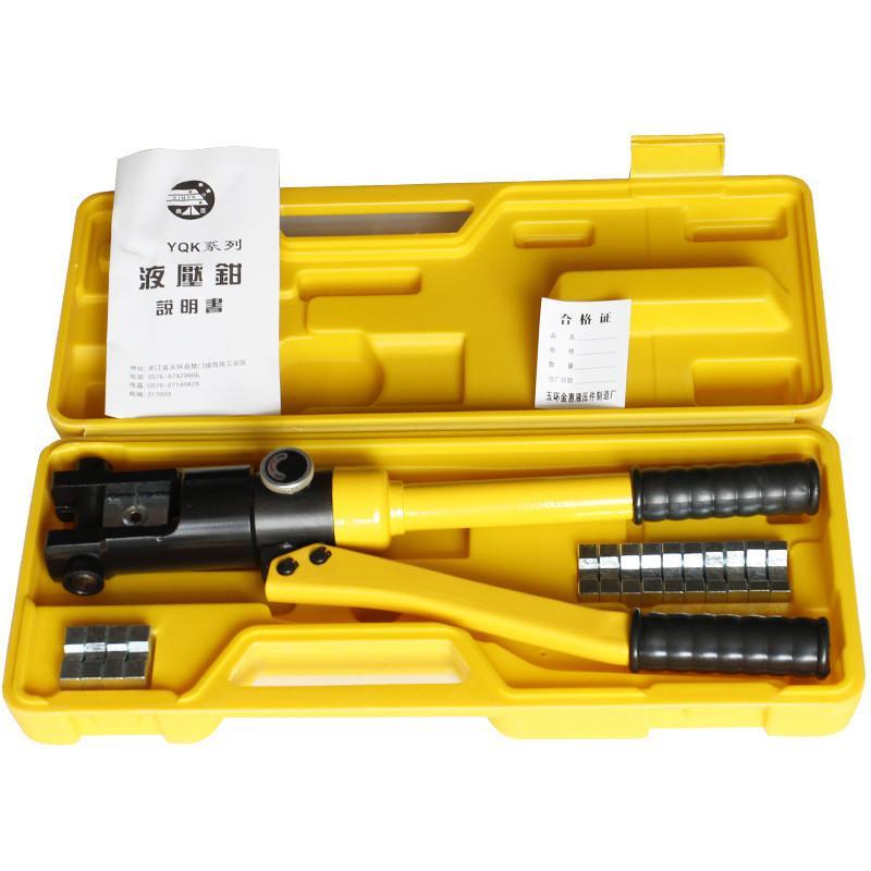 Pince /à sertir hydraulique 10 120/mm2