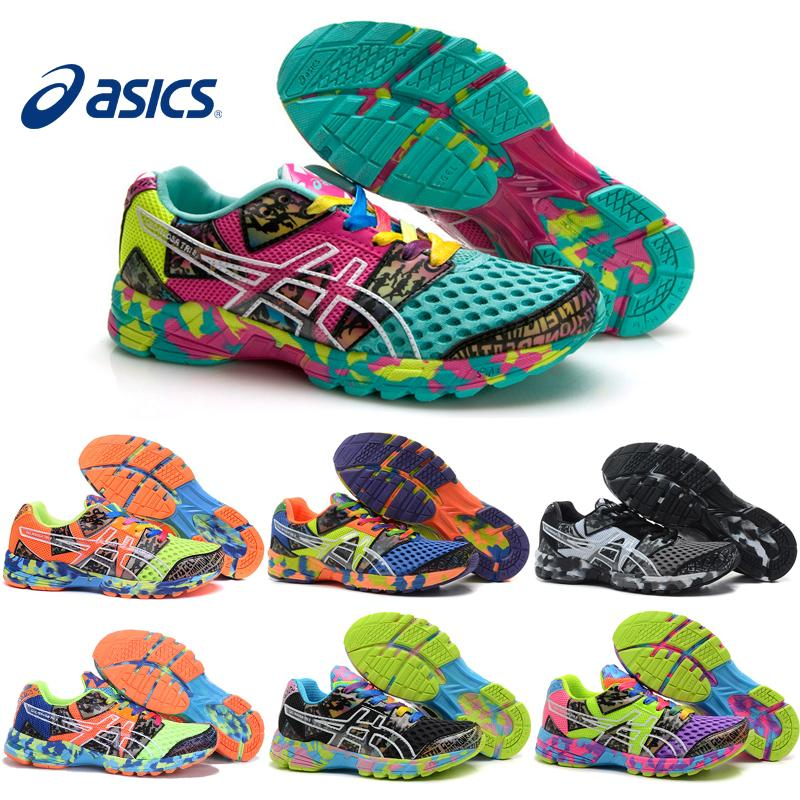 34ddf45491412d 2018 Asics Gel-Noosa TRI8 VIII Running Shoes Discount For Men Women  Professional Cheap Jogging Multicolor Sneakers Sports Shoes Size 36-44