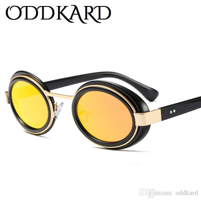 ODDKARD новый роскошные солнцезащитные очки для мужчин и женщин классический винтаж ретро очки Мода дизайнер очки UV400