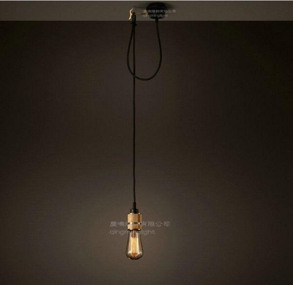Gratis Luz Com Industrial Envío Del dhDHgate Enganchado Loft Lámpara Colgante A61 1 Compre Qq Con 6 Edison Bombilla Vintage FuTJK1cl3