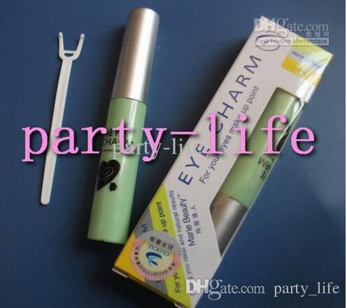 Marie Beauty Makeup Glue para pálpebra falsa pestana dupla, 100 pçs / lote