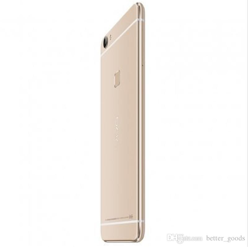 2019 Original VIVO X6 Plus D 4G LTE Mobile Phone 4GB RAM 64GB ROM MT6752  Octa Core Android 5 7 AMOLED 13 0MP Fingerprint ID OTG Smart Cell Phone  From