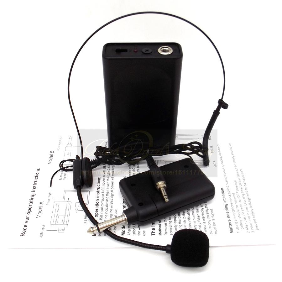 Quality Karaoke Wireless Microphone Headset Mic Fm Transmitter Receiver System For Amplifier Speak Teaching Singing Stage Singer Mikrofon Uk 2020 From Drizzle Gbp 12 34 Dhgate Uk