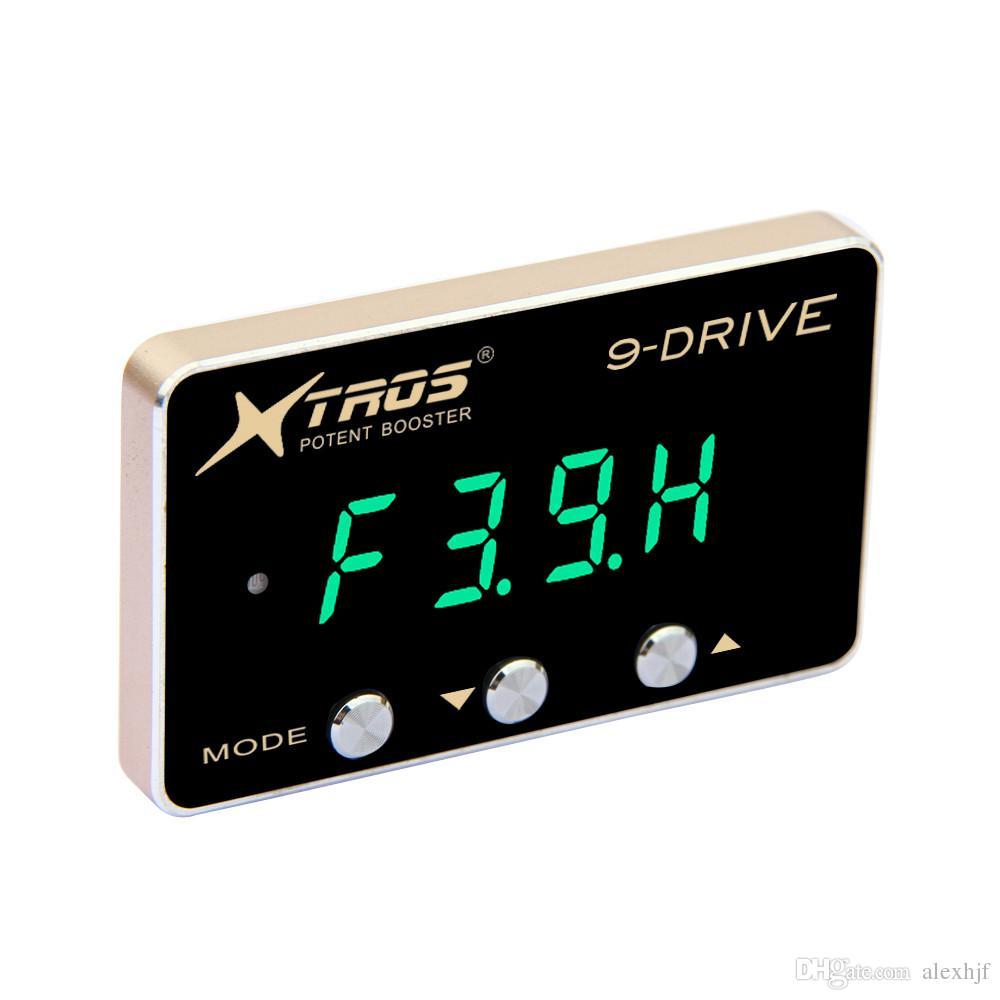 8th 9-Drive Electronic Throttle Controller TP-712 Case for Cadillac CTS SLS, Chevrolet CAMARO CORVETTE Z06/C6 Buick LaCrosse ENCLAVE GL8 etc