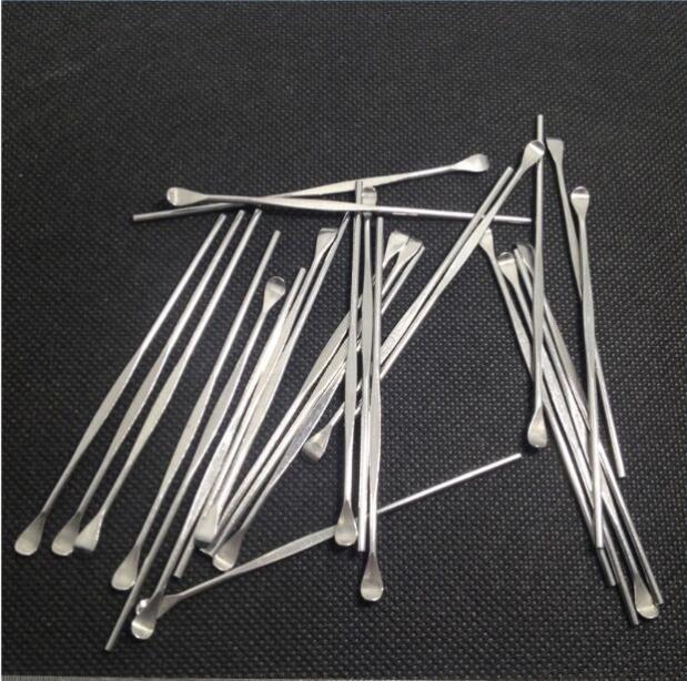 Strumento dabber dabber strumento dabber in acciaio inossidabile strumento da cera strumento da erba secca il prezzo più basso dab bong strumento vax atomizzatore dab nail