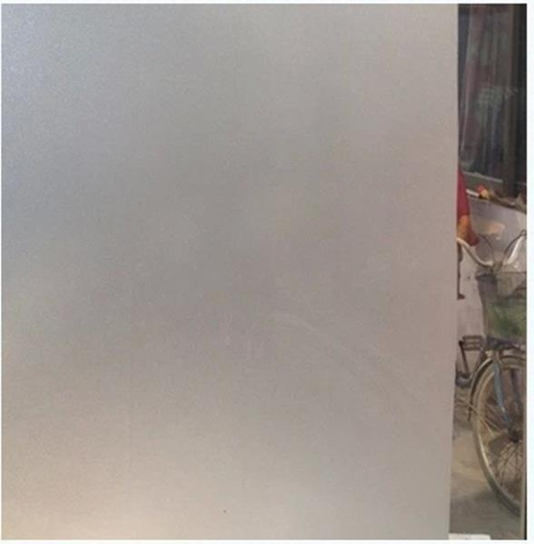 Pure ground glass sticker opaque window sticker office window glass stickers bathroom toilet