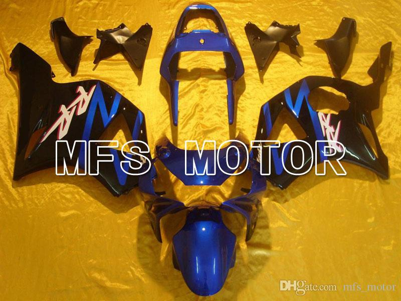 MOTORCYCLE ABS FAIRING BODYWORK SET FOR 2002 2003 HONDA CBR 900RR CBR954RR 02 03 Injection Free Shipping