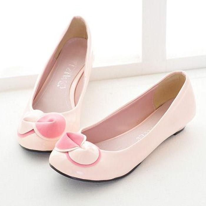 Image result for photos of flat shoes with flowers