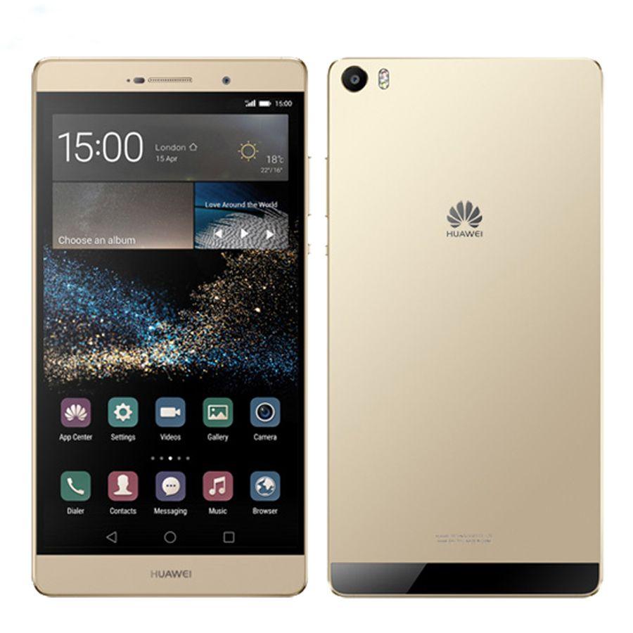 Original Huawei P8 Max 4G LTE Cell Phone Kirin 935 Octa Core 3GB RAM 32GB 64GB ROM Android 6.8 inch IPS 13.0MP OTG Smart Mobile Phone Unlock