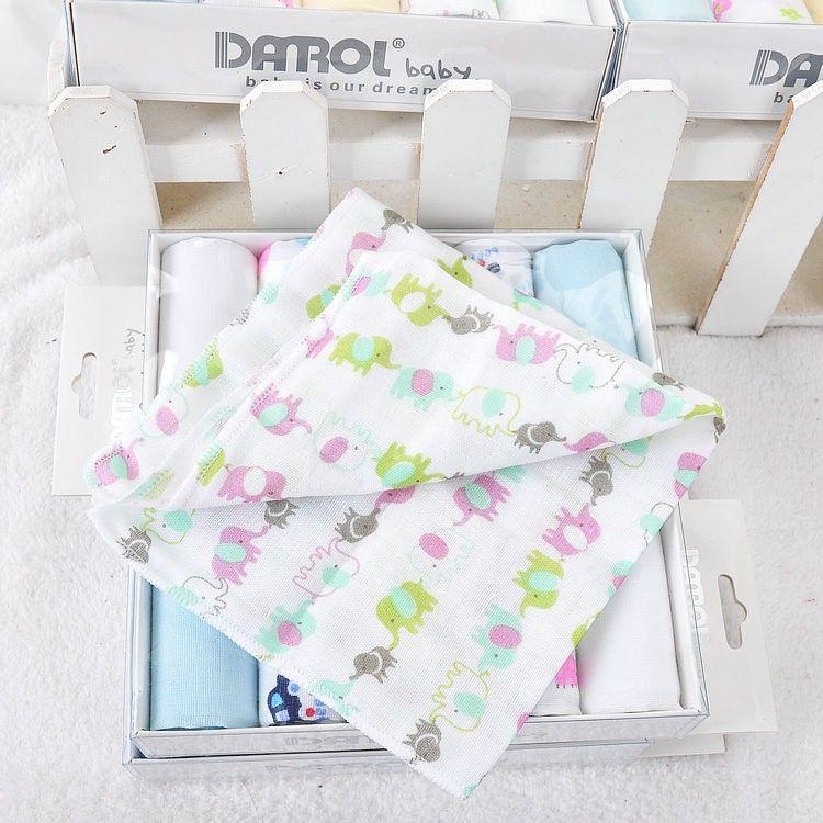 Baby-Bibs-Newborn-Bandana-Baby-Kerchief-Double-Layers-Cotton-Gauze-Handkerchief-Towel-Dribble-Infant-Bibs-Soft-Baby-Towel