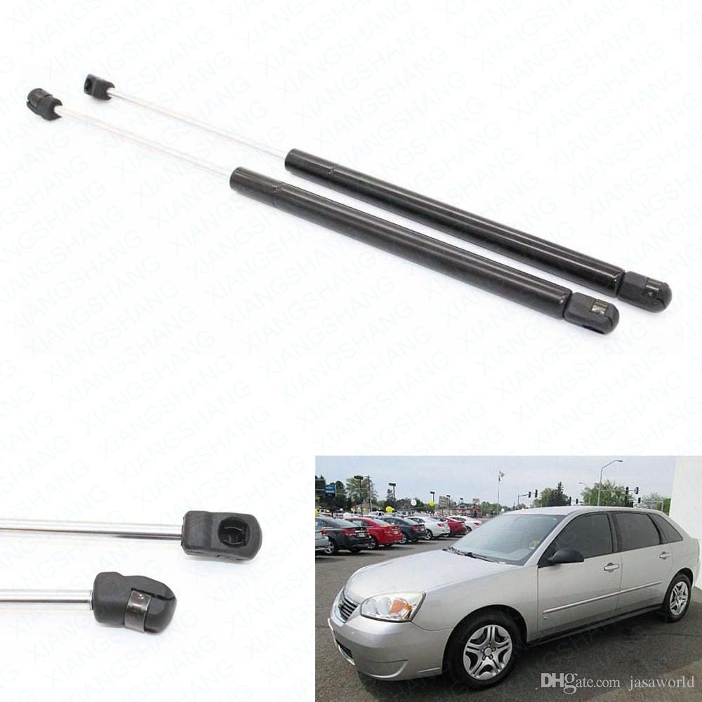 Ammortizzatore automatico di sostegno dei montanti delle molle a gas del portello posteriore 2pcs / set per Chevrolet Malibu 2004 2005 2006 2007