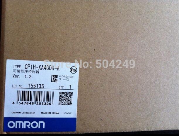 CP1H-XA40DR-A nuevo y original