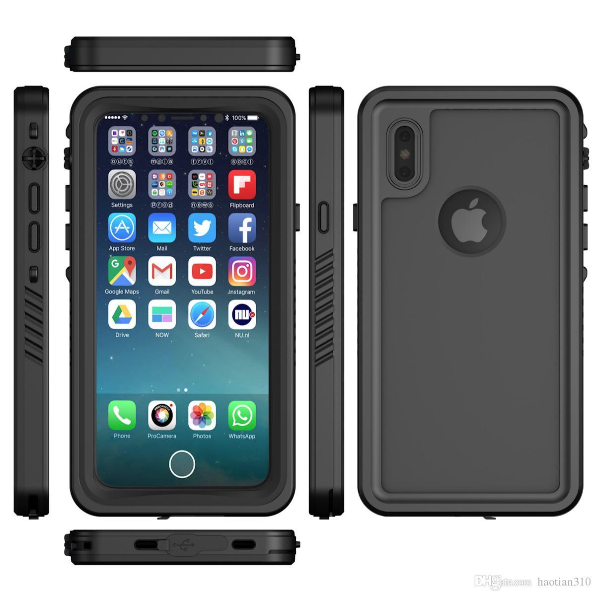 miglior custodia iphone x impermeabile