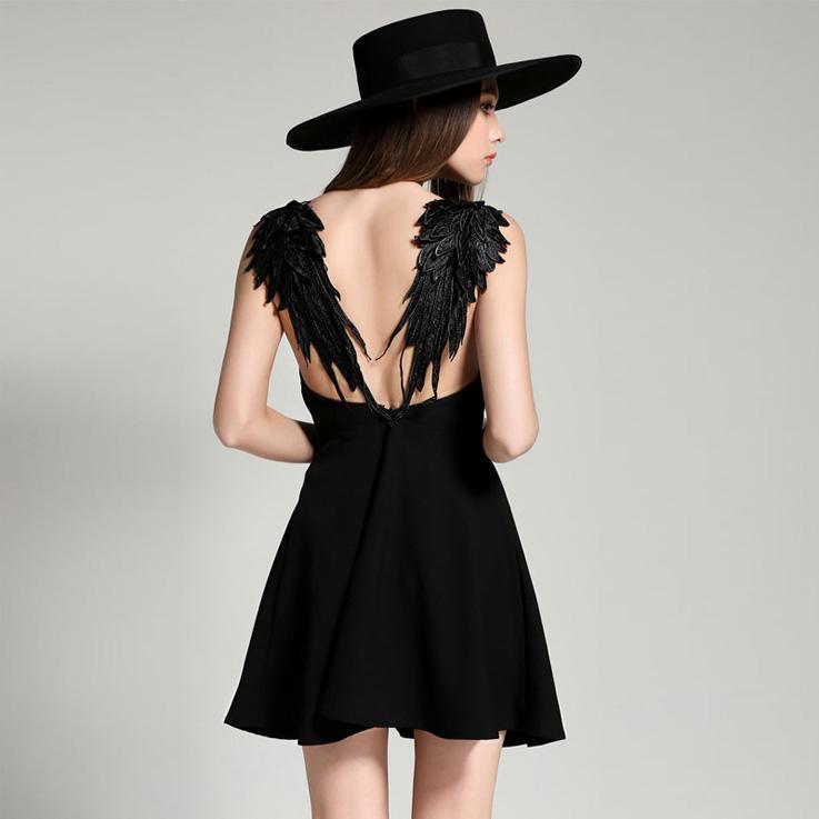 Robes d'été de robe décontractée pour femmes Vêtements de printemps et d'été