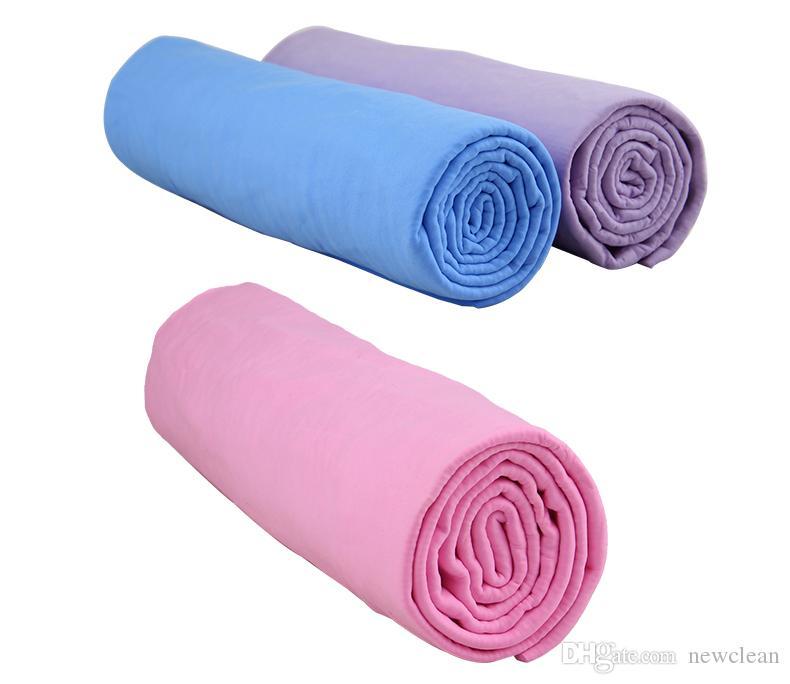 جودة عالية الحجم 43 * 32 * 0.2 سنتيمتر pva من جلد الغزال منشفة سوبر امتصاص pva شاموا منشفة سيارة تنظيف القماش شامي متعدد الاستخدامات البيئية