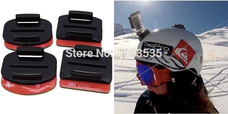 gopro-sjcam-xiaomi-yi-flat-and-surface-adhesive-mount