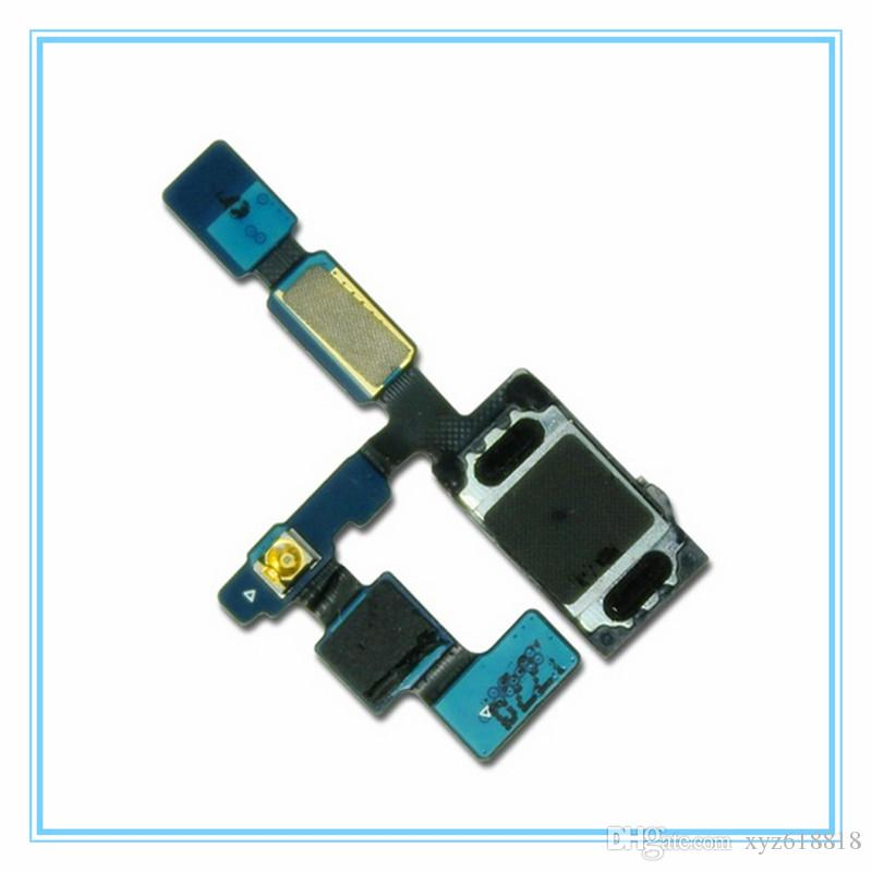 Original New Replacement Parts for Samsung Galaxy S6 Edge G925F G925 Earpiece Speaker Ear piece Earphone Buzzer Flex Cable Free Shipping