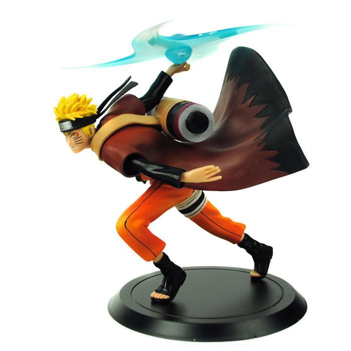 Frete grátis naruto Grande qualidade genuína mão do naruto figurines Combate teatro versão