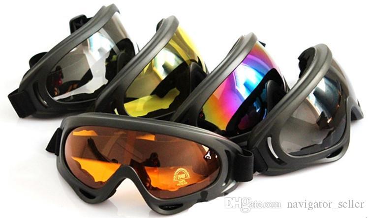 CS X400 Cycling Eyewear Ski Goggles Cycling Sunglasses Racing Sport Cycling Glasses Mountain Bike Goggles Colorful DHL/Fedex Shipping