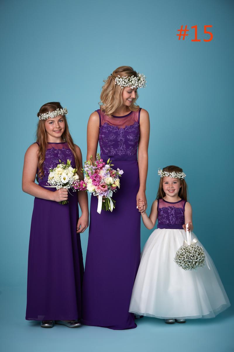 Modern Cadbury Purple Bridesmaid Dresses Motif - All Wedding Dresses ...