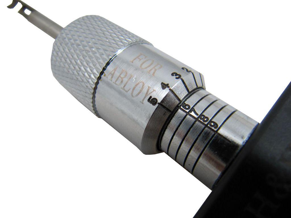Selezione di blocco di alta qualità per Abloy Blocksmith Lockpick Tool Spedizione gratuita
