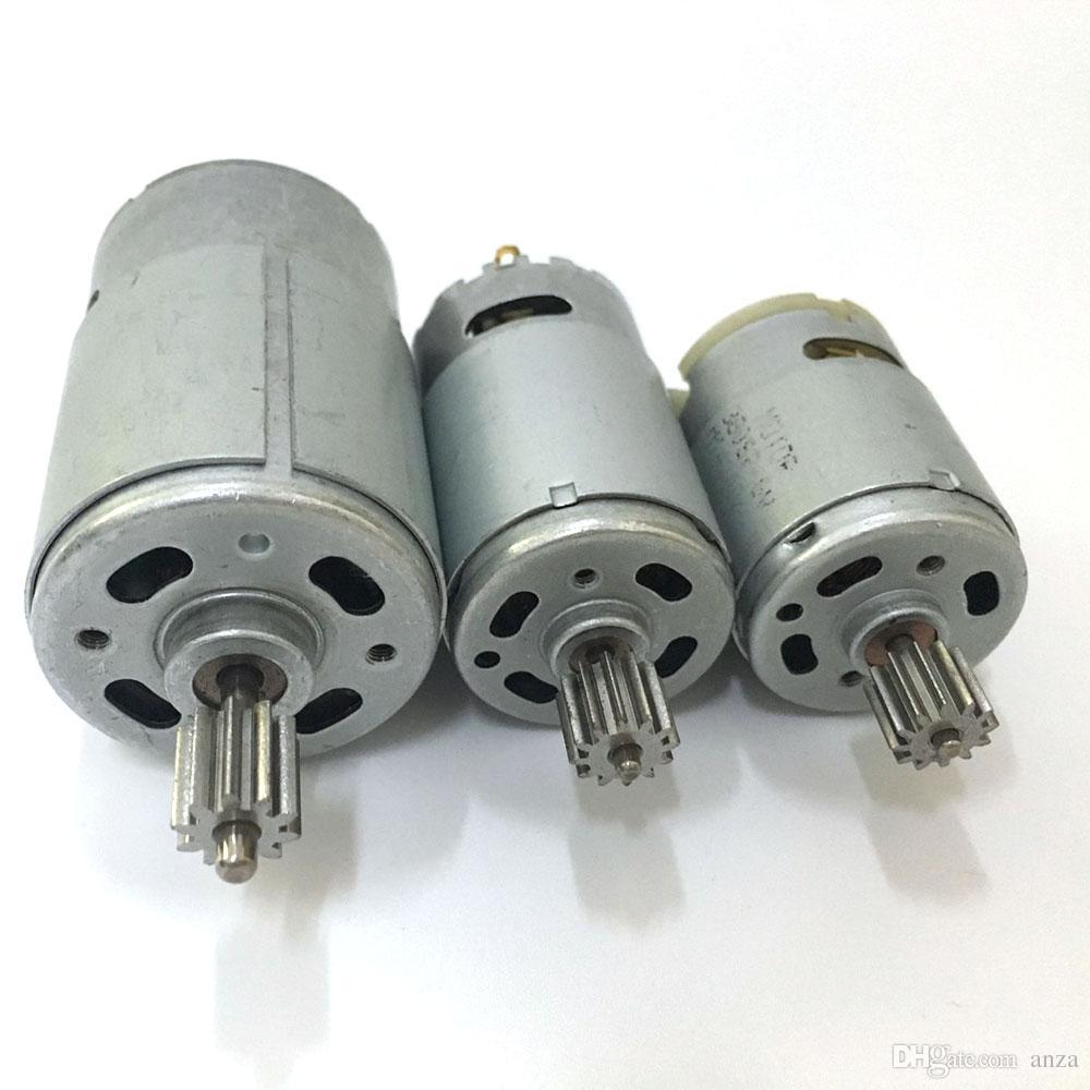 Telecomando elettrico per bambini 12 V DC, motore elettrico bimbo 6v per bambino, motore 570 550 380 390