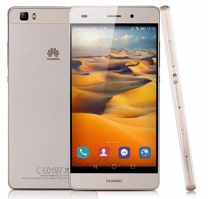 d3bd808fcd0 Original Huawei P8 Lite 4G LTE Octa Core 1.2GHz 5.0 Inch Ram 2GB Rom 16GB  Android 5.0 13MP Dual SIM Unlocked