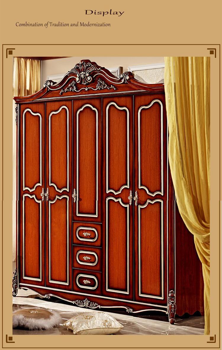 Venta Al Por Mayor Venta Caliente Nuevo Armario De Cuatro Puertas  # Muebles Volumen