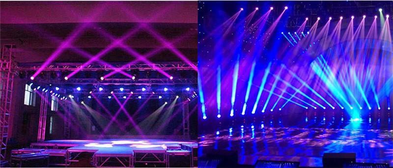 LED Par RGBW DMX512 Disco Lamp stage light12