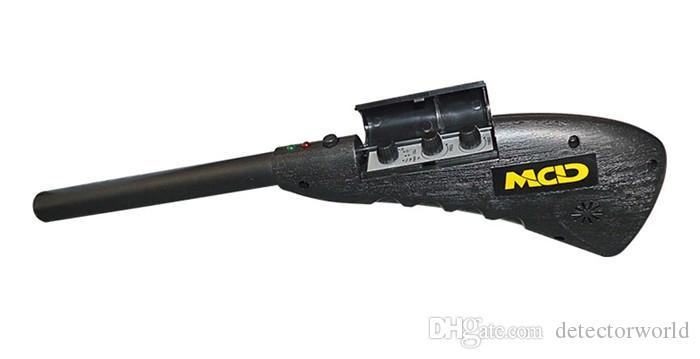 Tipo pistola profissional detector de metais à mão de alta sensibilidade mcd-2001