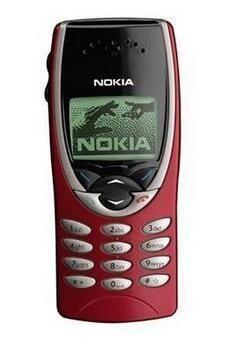 تم تجديده الأصل نوكيا 8210 2G ثنائي الموجات GSM 900/1800 جي بي آر إس كلاسيك متعدد اللغات مفتوح موبلي الهاتف