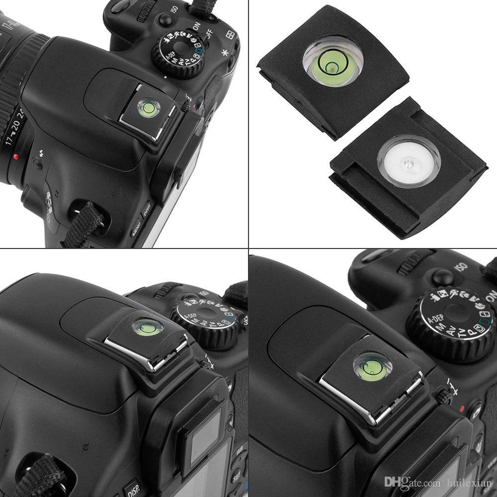 2018 Hot Shoe Covers Camera Flashlight Bubble Spirit Level For Canon Nikon Pentax Olympus Panasonic Fujifilm Sigma Dslr Slr From Huilexian 43 Dhgate