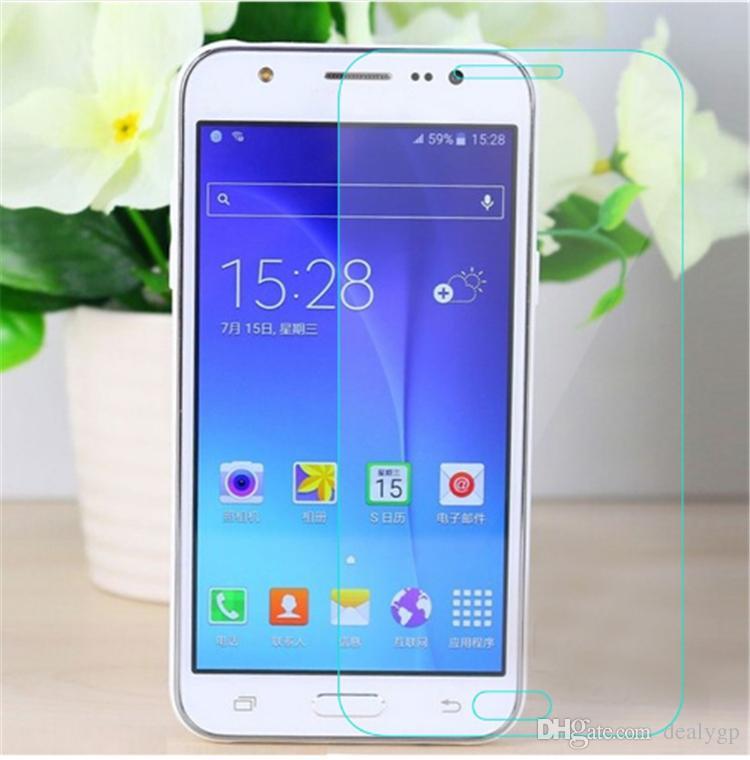 0.33mm Premium Tempered Glass Herstellerpreis S7 Edge Screen Protector für Samsung Galaxy j1 j2 j5 für iphone 6s