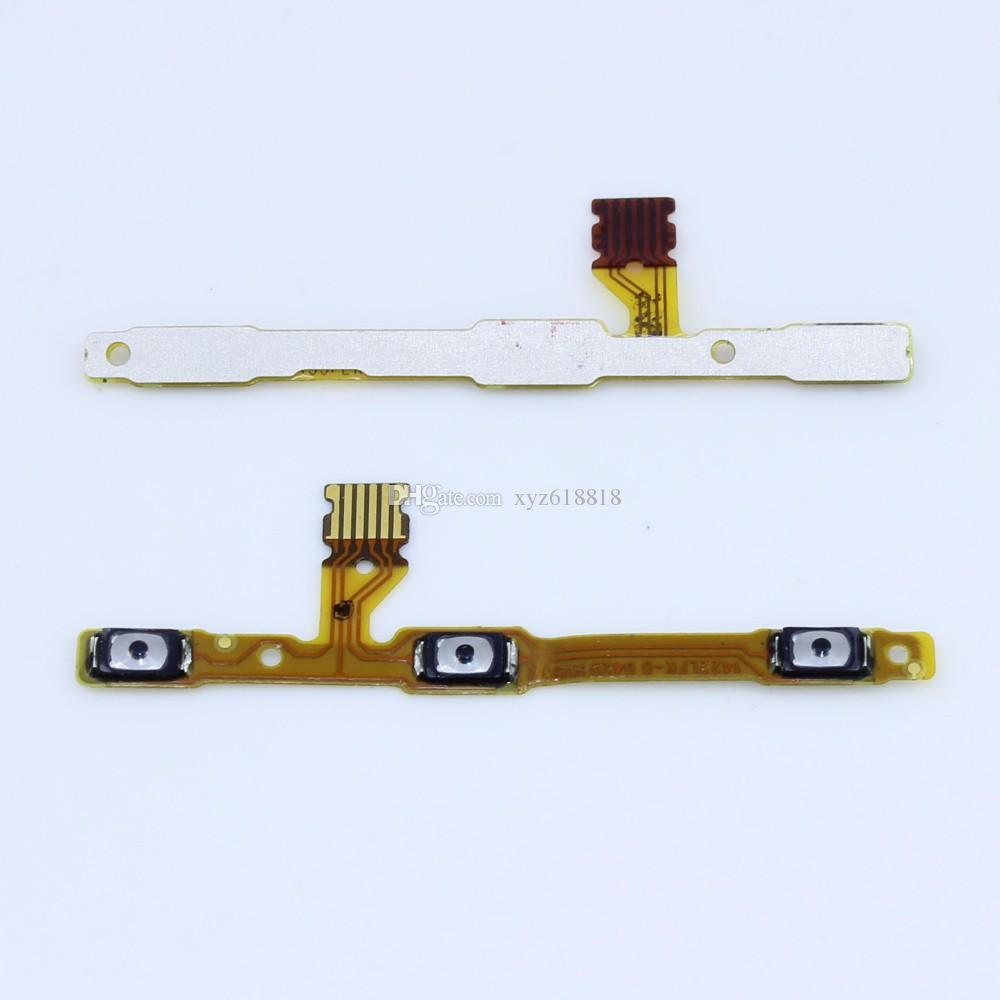 Schalten Sie ein Ausschalten Seitenlautstärke nach oben unten Flexkabel für VIVO Xplay5 V3 MAX Y33 X5L Y51 Y27 Telefon Ersatz
