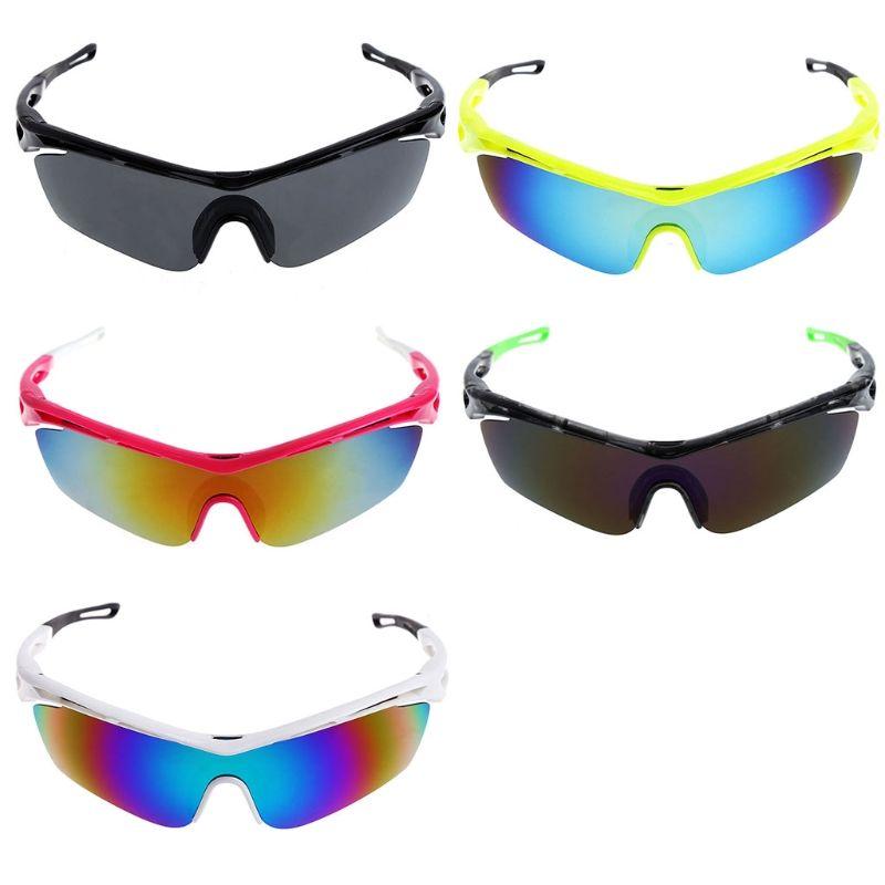 Outdoor Sport Cycling Bicycle Bike Riding Sun Glasses Eyewear Goggle UV400 Lens