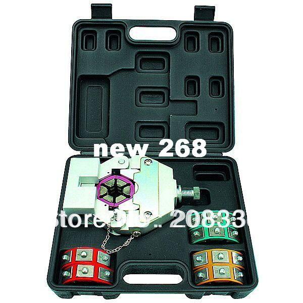 Livraison gratuite 71550 Manual A / C Hose Crimper kit, outils de réparation AC; Outils de sertissage des tuyaux à main; Machine à sertir les tuyaux