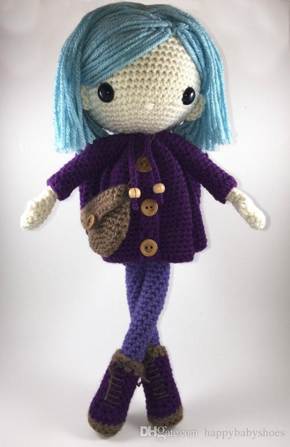 Crochet doll Aria Amigurumi Doll rattle toy rattle toys doll ...   880x570
