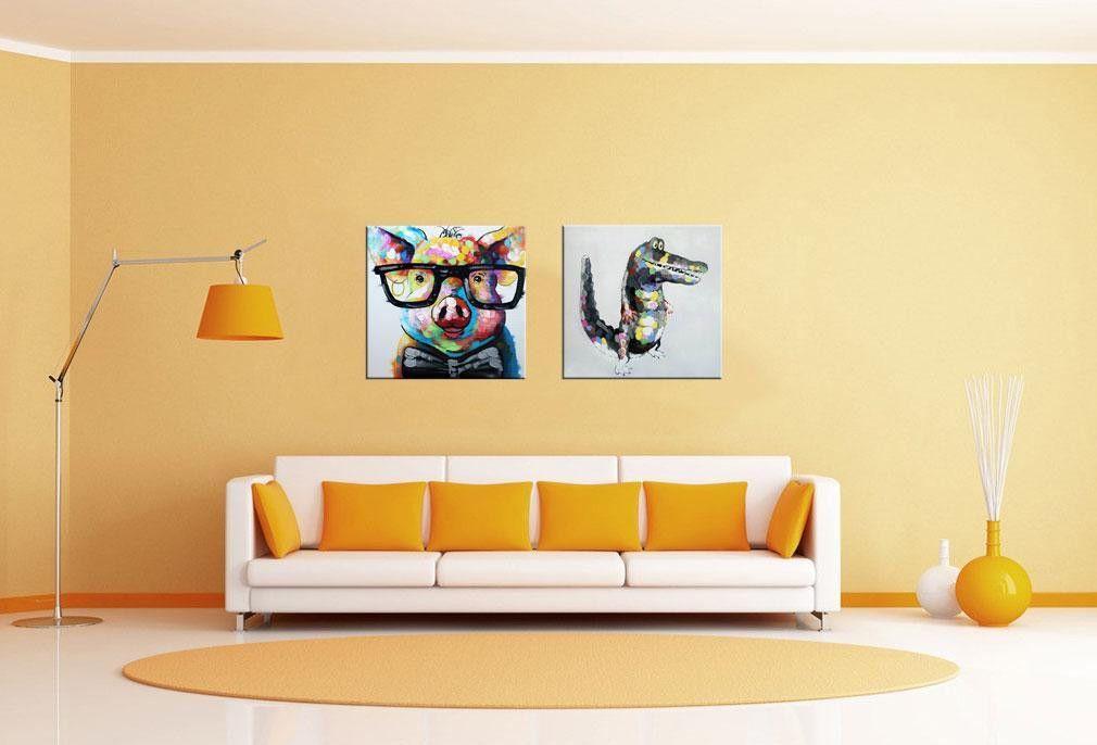 Nice Pig Wall Art Pictures - Wall Art Design - leftofcentrist.com