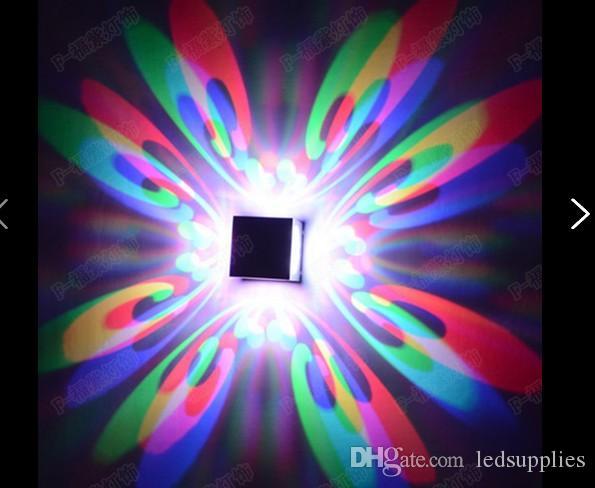 Schmetterling 1W führte Wandlampendecken-Hallendecke KTV-Hotelbarformlicht-Hintergrundlichter