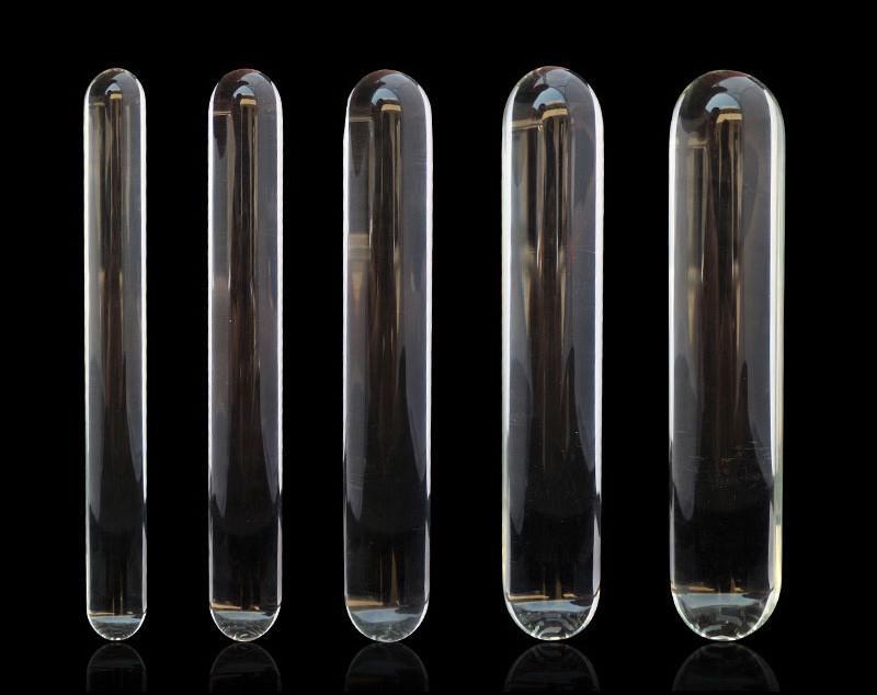 جديد بيركس زجاج دسار صغير إلى كبير ضخم كبير زجاجيات القضيب كريستال شرجي التوصيل للجنسين الجنس لعب النساء الرجال المثليين