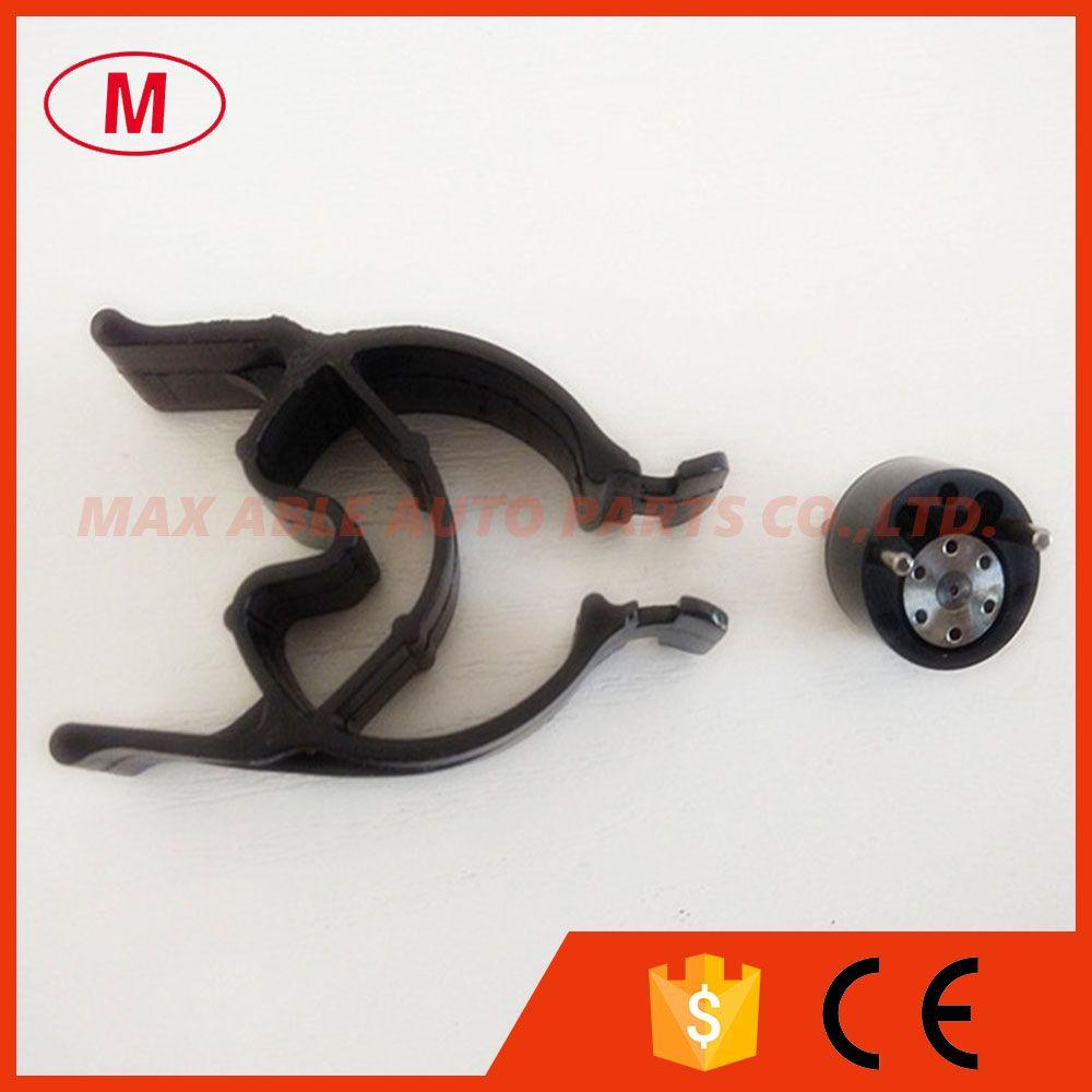 Made in China 9308Z621C preto / 9308-621C preto válvula de controle 28239294 para DELPHI common rail injector