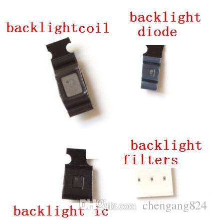 2 x d1501 Back Light Diodo replacement for iPhone 6 /& 6 Plus