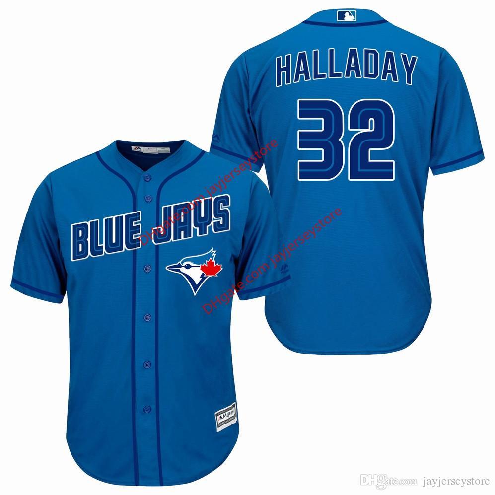 ... roy halladay jersey special mlb toronto blue jays jerseys concept white  blue grey . b437e13f3ca